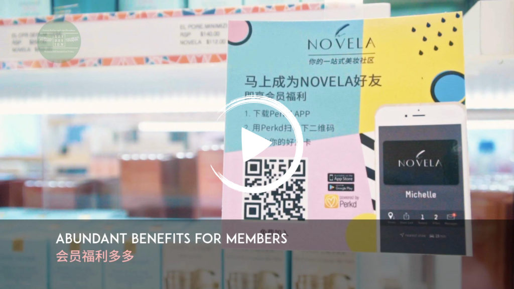 "Promotional Video for Novela's NorthPoint City Store (1'30"")"
