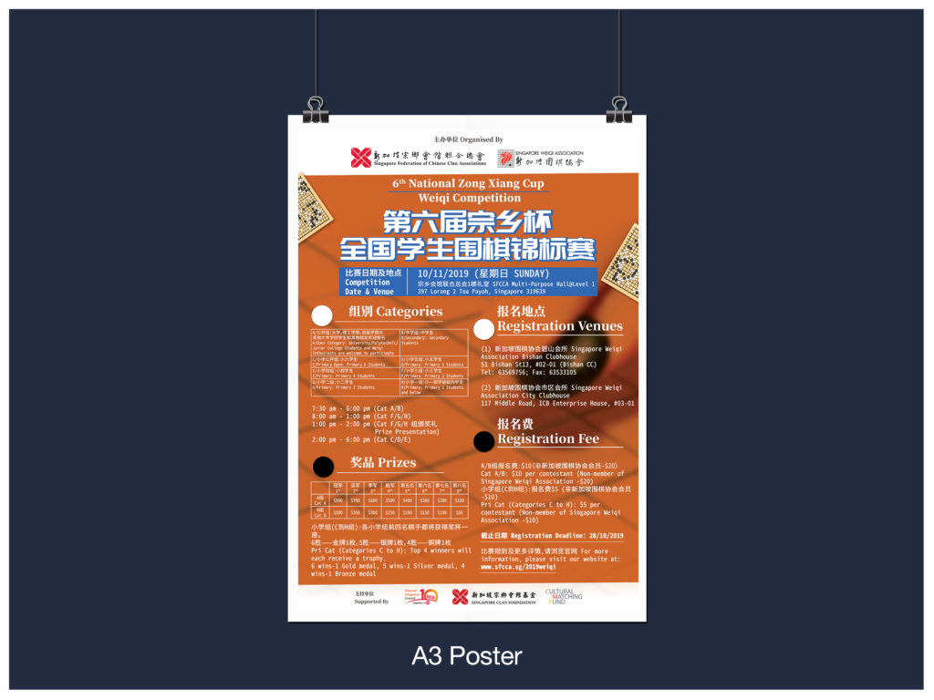 Read more about the article A3 poster for National Chess Competition