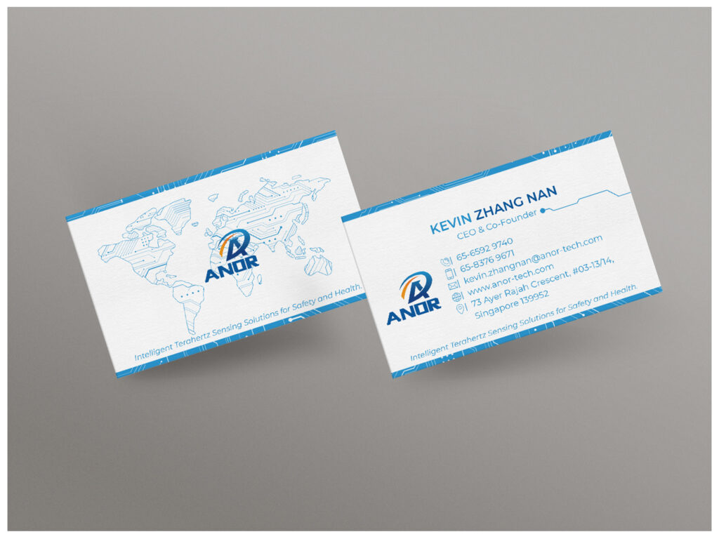 Read more about the article Technology Company Name Card