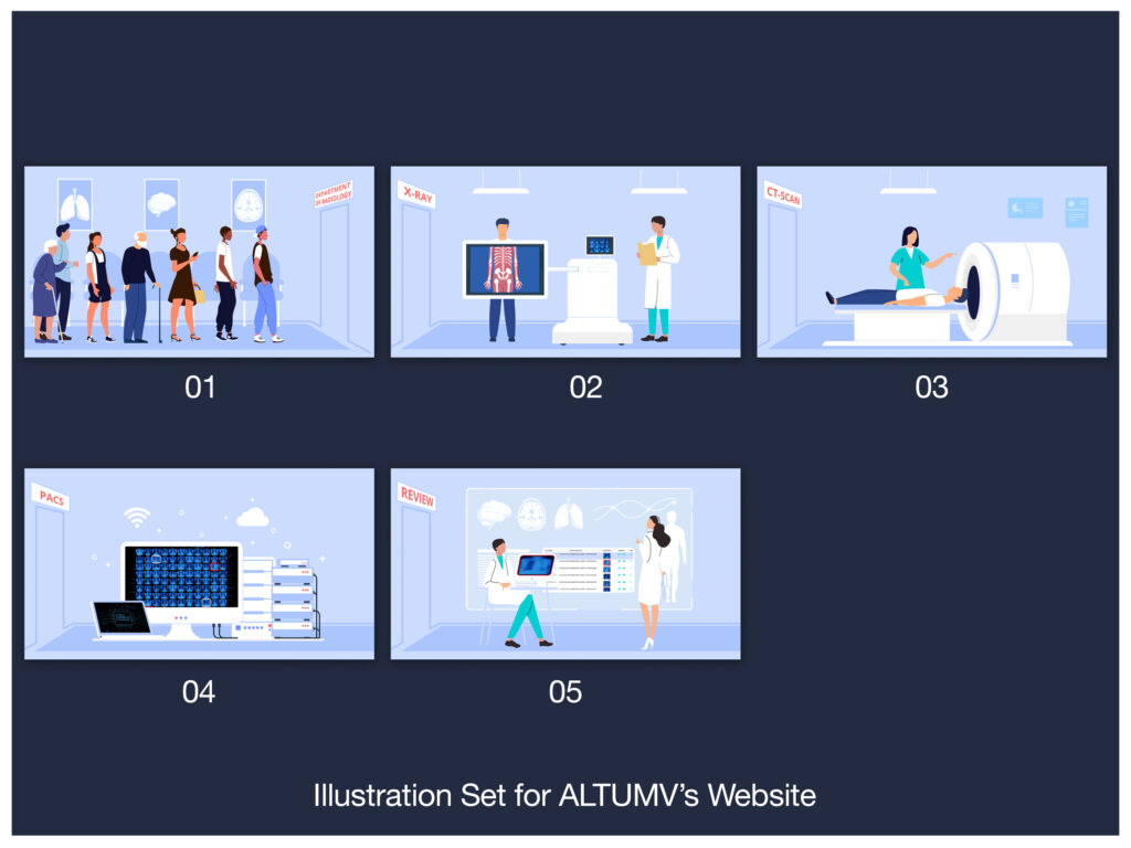Read more about the article Illustration Set for ALTUMV