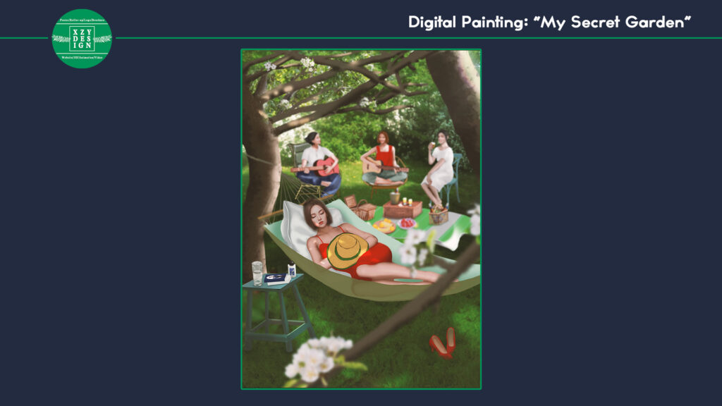 Read more about the article Selected Digital Painting Works in 2020